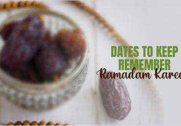 Banner Dates